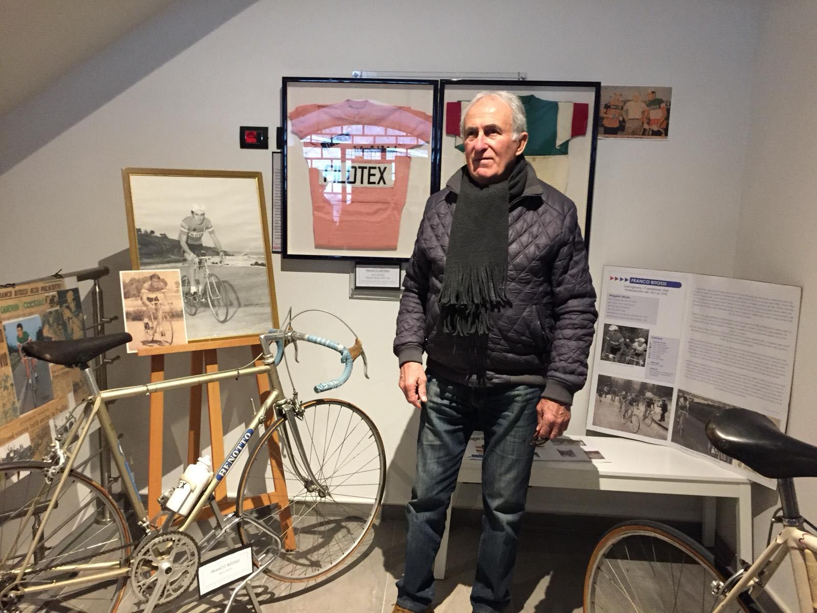 Franco Bitossi a Materia
